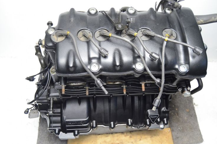 2006 Triumph Rocket III 3 Engine Assembly Good Motor 60 Day Warranty - Used Motorcycle Parts