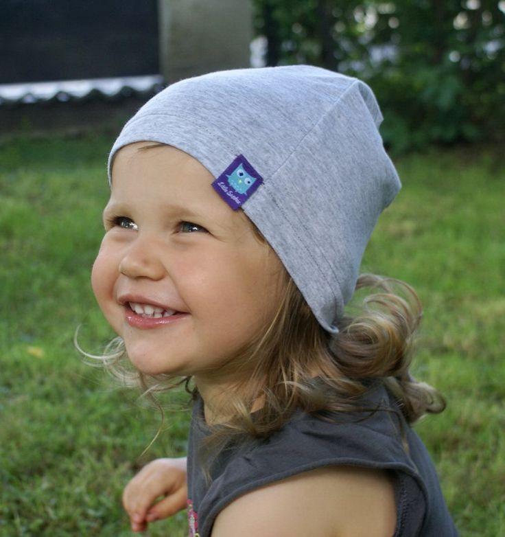 CZAPKA szara (proj. Little Sophie), do kupienia w DecoBazaar.com