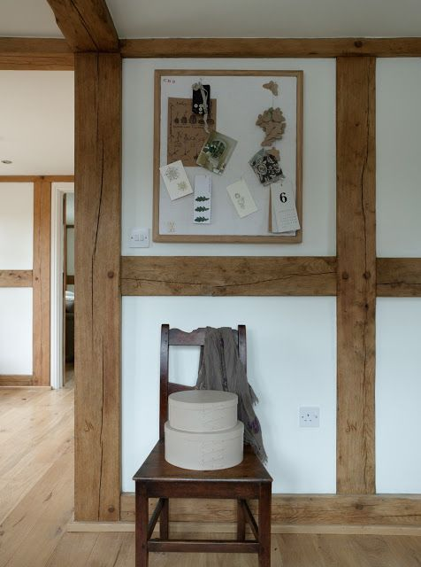 11 best i cant believe its a new build images on pinterest house oak framed linen covered pinboard designed by my sister and created by my cousin and displayed in a lovely border oak cottage malvernweather Gallery