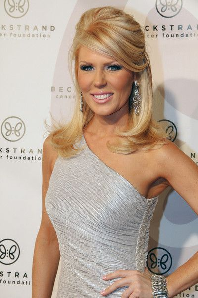 Gretchen Rossi - Makeup Queen and Reality Housewife from the OC