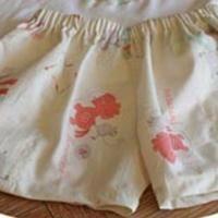 Short simplissime enfant Patron couture gratuit