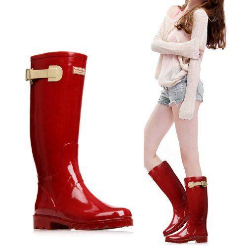psscute.com cheap womens rain boots (16) #womensboots