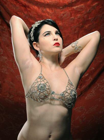 The Secret of Elegance by Claudio Vitale                            MUA - Model : Petit Chéri .                        KissesPetit Chéri ❤️