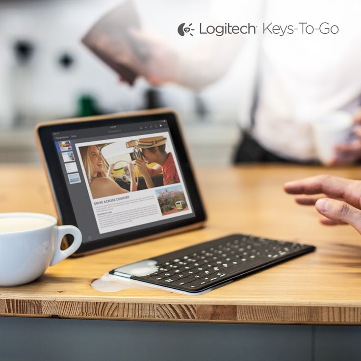 The Keys-To-Go keyboard is spill resistant, connects over Bluetooth, and lasts three months. Check out why it's named one of the 6 amazing business travel gadgets by Fox News!