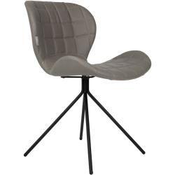 DOULTON Stuhl von ZUIVER Esszimmerstuhl in Vintage Brown - Günstige Online-Shops und Angebote