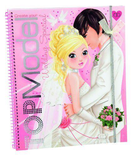 Depesche - Top Model Create Your Wedding Colouring Book by Depesche, http://www.amazon.co.uk/dp/B006UD16XG/ref=cm_sw_r_pi_dp_9DKttb1Z428CM