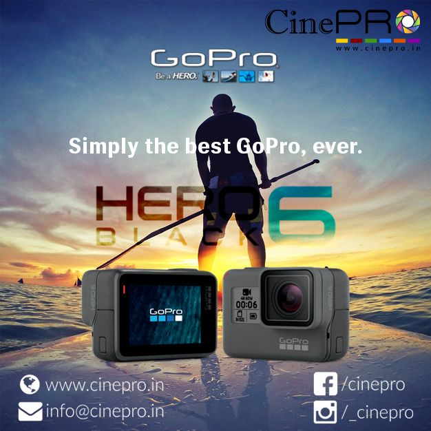 Lowest Price on GoPro Hero 6 Black - Grab The Offer NOW  http://cinepro.in/product/gopro-hero6-black-action-camera-in-mumbai-india-online-buy/ …  #gopro #goprohero6 #goproin #goproindia #hero6 #actioncamera #BIKERS #RidingSolo #hero6online #cinepro #actioncam #hero6offers #hero6onlinebuy #buyhero6 #BikeAccessories