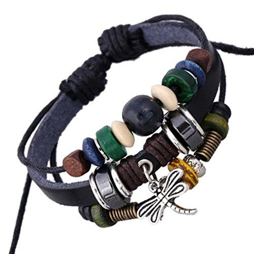Grand Men's Vintage Genuine Leather Wrap Wristband Surfer... http://www.amazon.com/dp/B01F56TTFK/ref=cm_sw_r_pi_dp_7yFkxb0K0PJ9F