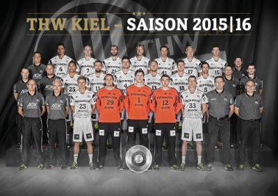 THW Kiel bei MKB-MVM Veszprém mit Crunch-Time-Niederlage