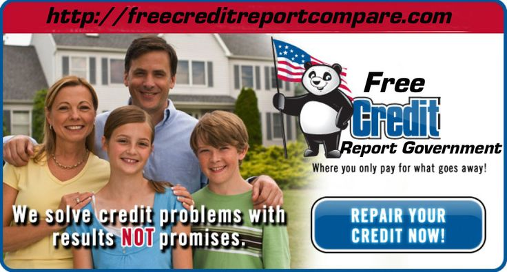 free credit report government http://freecreditreportcompare.com