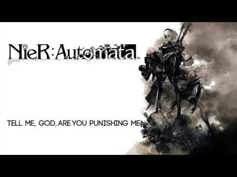 NieR: Automata OST-The Weight of the World ENG Lyrics - YouTube