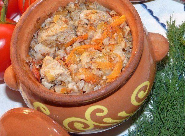 БЛОГ ПОЛЕЗНОСТЕЙ: 17 потрясающих рецептов блюд в горшочках