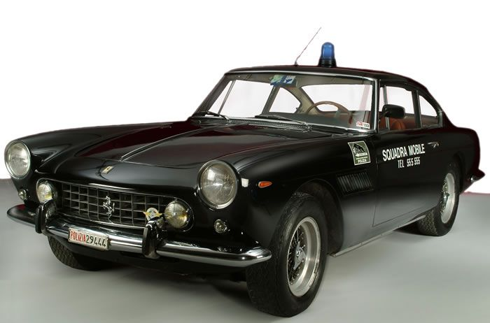 Ferrari 250 GTE 2+2 Italian Police
