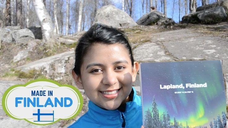 My Suomi Finland video blog - Made in Finland: Geocollectors! Lovely and positive! #Geocollectors #MySuomiFinland #video #blog