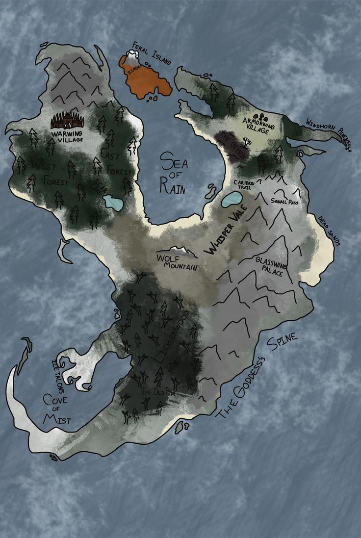 Wings Of Fire Map Of Pyrrhia : wings, pyrrhia, Eternal, Frost, Bejeweled--crows, DeviantArt, Wings, Dragons,, Fire,
