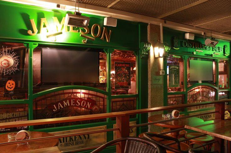 Jameson Distillery Irish Pub, Cologne, Germany
