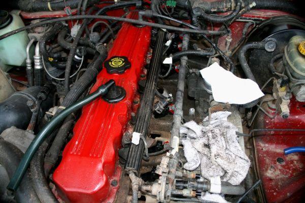 Xj 4 0l Fuel Injector Swap Engine Swap Fuel Jeep Xj