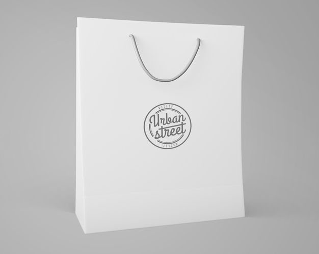 Download Bag Mockup For Merchandising Free Psd
