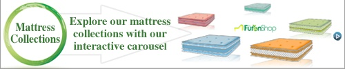 Some chemical free futon mattress choices at reasonable prices. Great idea for a daybed for the guestroom.