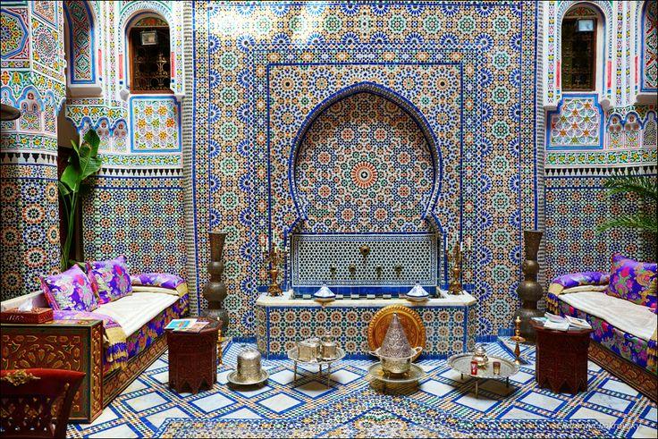 Рыжее настроение - Марокко – Фес