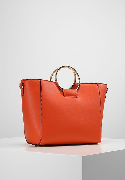 Accessoires New Look METAL HANDLE - Handtas - orange  Oranje: € 29,95 Bij Zalando (op 25-6-17). Gratis bezorging & retour, snelle levering en veilig betalen!