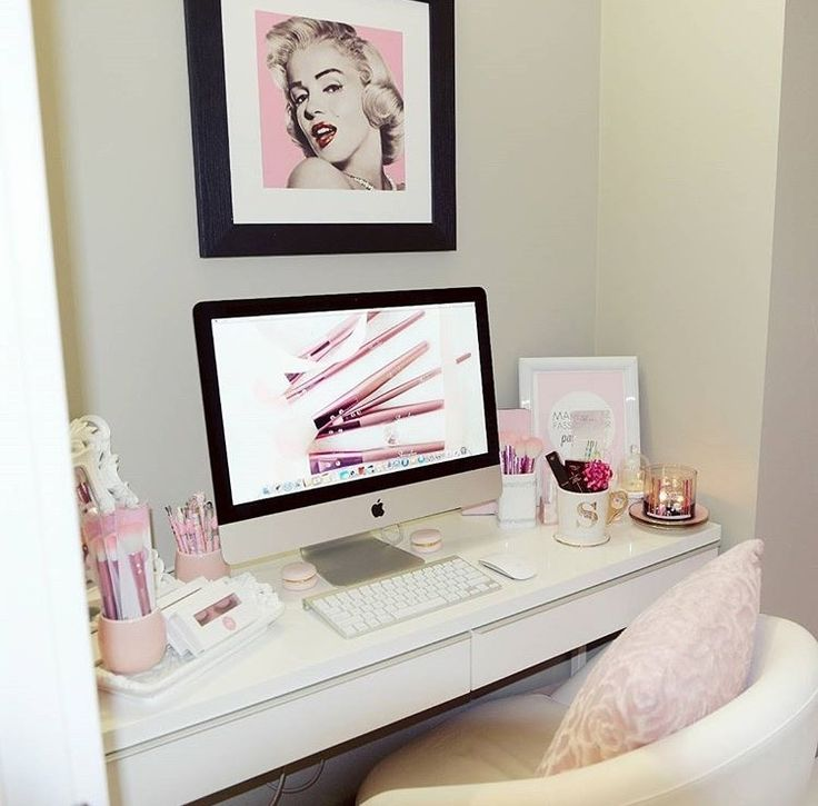 Pinterest Wall Decor For Office : Images about bedroom on makeup rooms