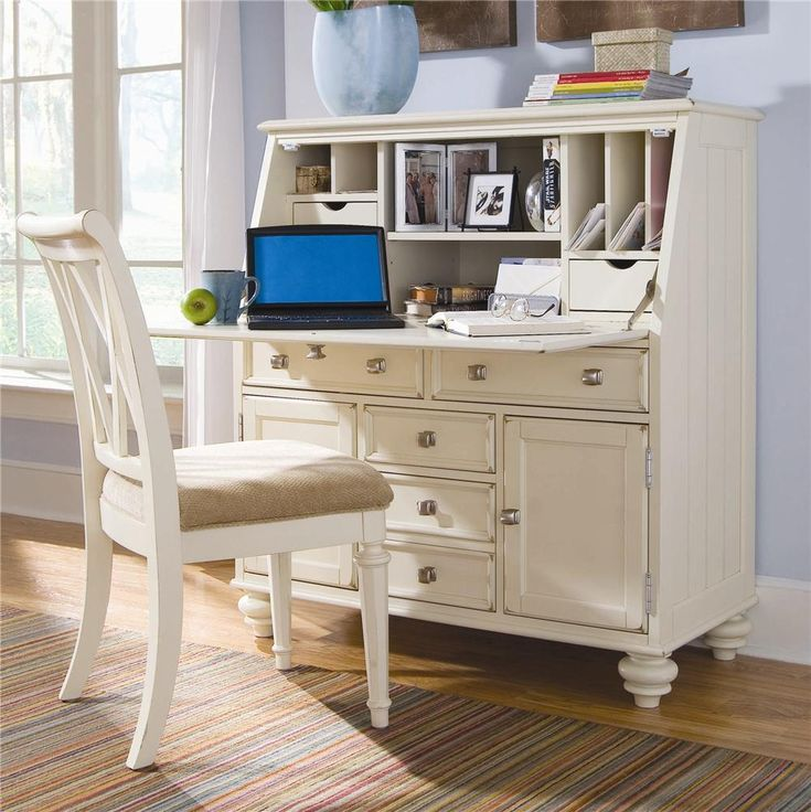Secretary desk with drop down lid salt lake city park city bountiful provo orem utah - Home office furniture salt lake city ...