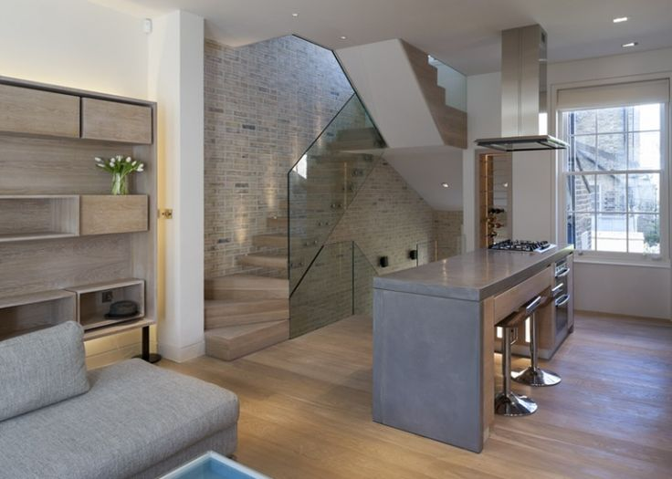 Butterfly Loft Apartment by Tigg Coll Architects
