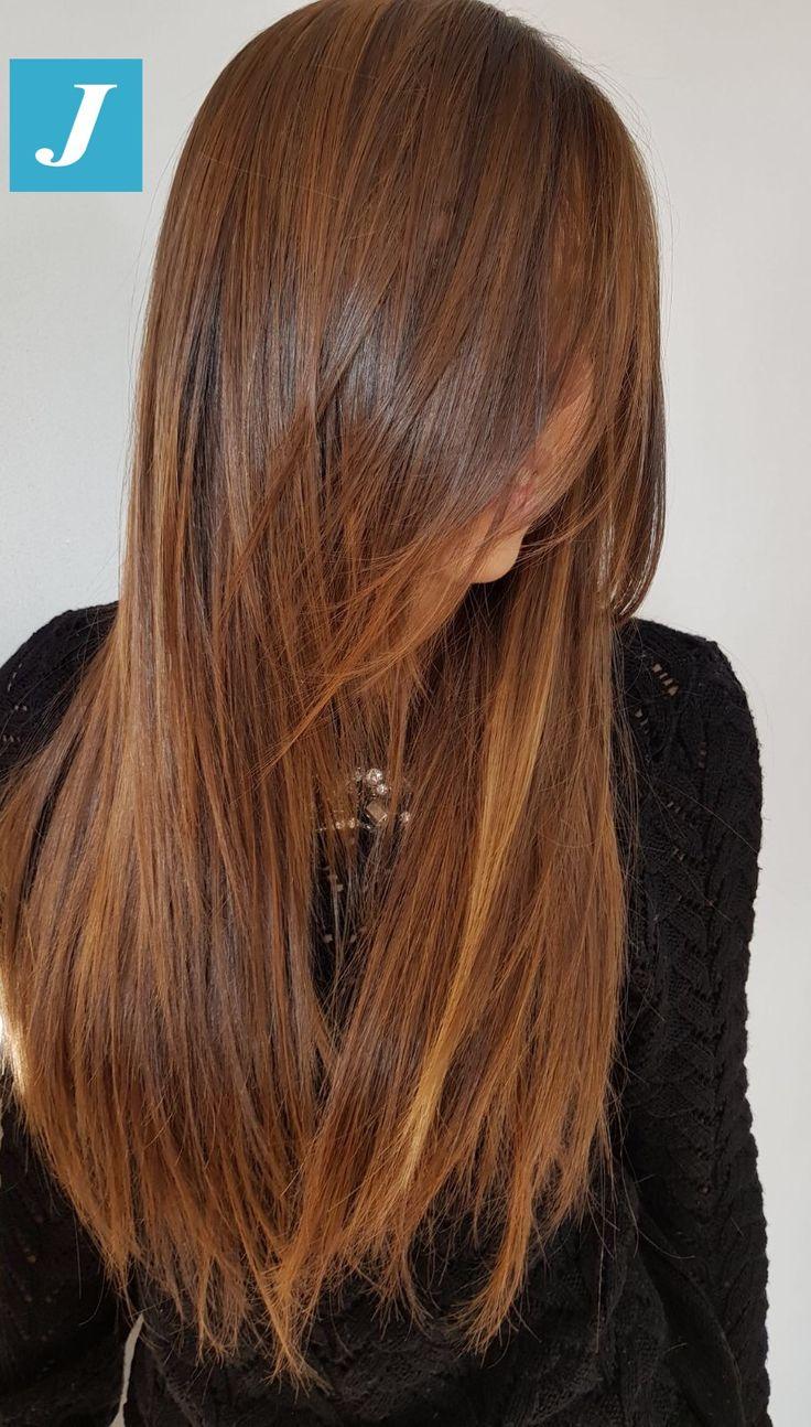 #Farbberatung #Stilberatung #Farbenreich mit www.farben-reich.com Non sognare capelli bellissimi, scegli il Degradé Joelle! #cdj #degradejoelle #tagliopuntearia #degradé #igers #musthave #hair #hairstyle #haircolour #longhair #ootd #hairfashion #madeinitaly #wellastudionyc