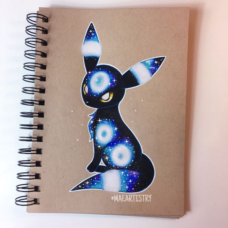 Umbreon  ________ ‣ instagram.com/maeartistry ‣ facebook.com/marilynmaeart ‣ twitter.com/maeartistry