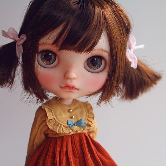 Blythe Custom | K07Doll                                                                                                                                                                                 Más