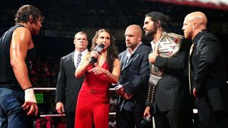 sparksnail: WWE Raw Results,May 18,2015