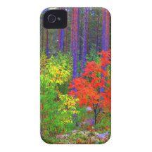 Fall colors Case-Mate iPhone 4 case