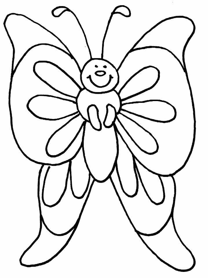 Painted Lady Butterfly Coloring Page Free Painted Lady Butterfly Coloring Page Download Fre Butterfly Coloring Page Spring Coloring Pages Flower Coloring Pages