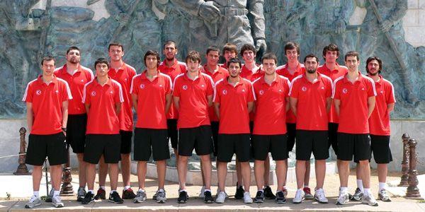 Ümit Milli Basketbol Takımı (Finalde İspanya'yı yenerek Avrupa şampiyonu)
