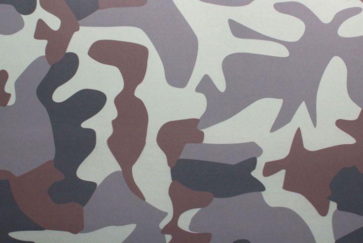 Marsh Camouflage Vinyl Film Wrap