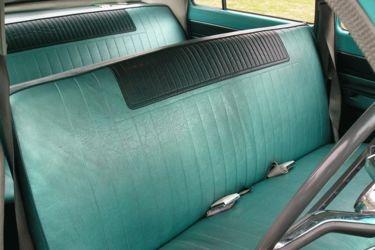 Original interior ~ EH Holden Special ~ bench seats model.. v@e