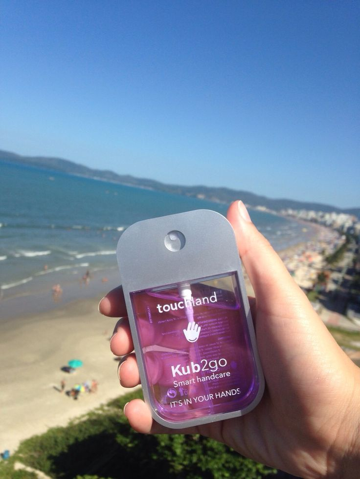 Meet the KUB2go: your Smart HandCare on the go! Waterless Hygiene + Hydration on the go. www.touchland.com/ #handsanitizer #touchland #kub2go #sanitizer #smartcare #brasil #beachlife #fancy #fancydotcom  #fashion #lifestyle #blogger #fashionblogger #trendsetter #trendy