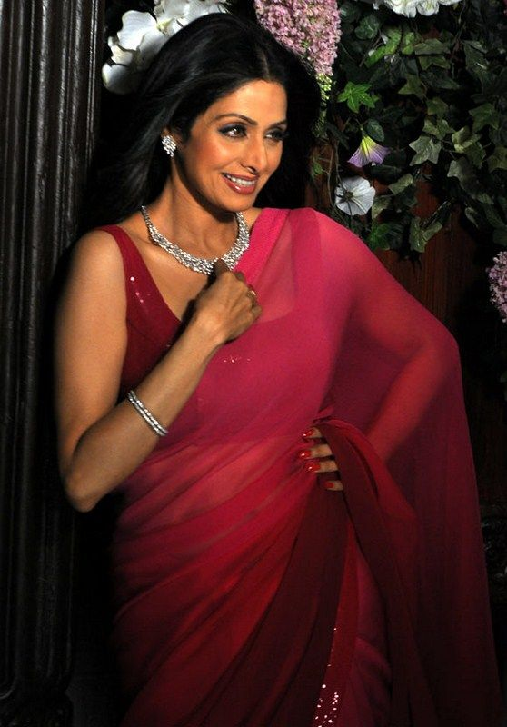 Sridevi Hot Photo Shoot Pictures For Tanishq Jewellery