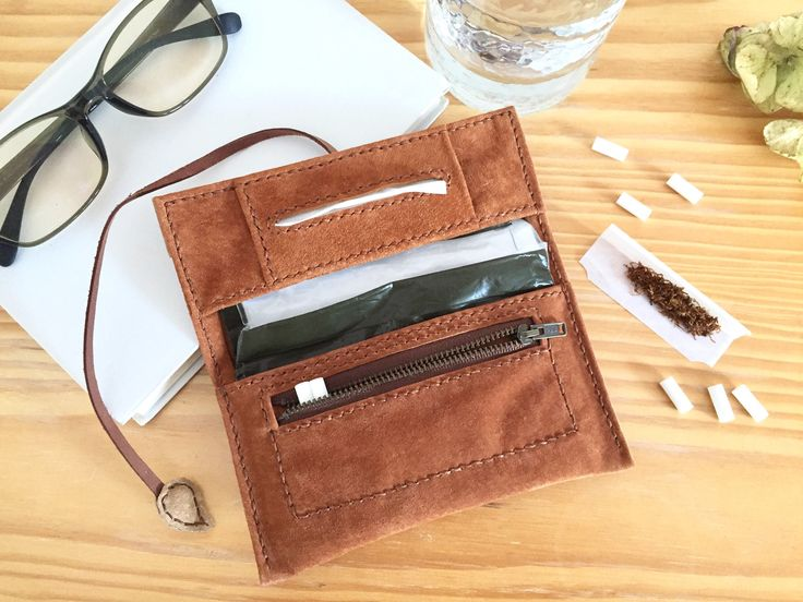 Thanks for the great review. ★★★★★!  #etsy #tobaccopouch #tobaccocase