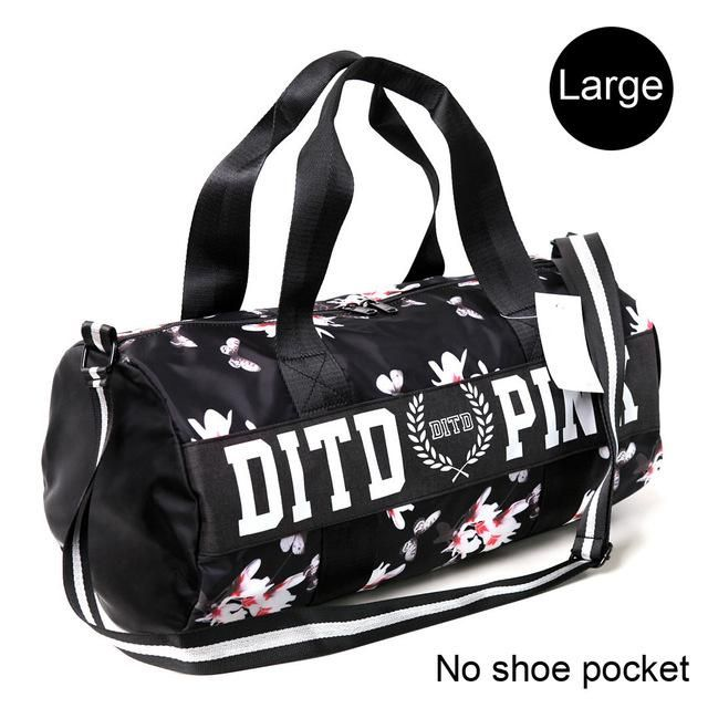 Barrel Travel Sports Fitness Bag For Women Men Gym Bag Hot Training Female  Yoga Duffel Bag Male Large Sport Bag Sac De Sport  02d086be88039