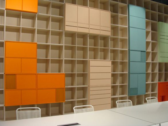 From the Stockholm Furniture Fair (Wallpaper* magazine, March 2012)