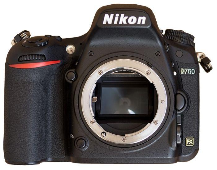 Купить зеркальный фотоаппарат NikonD750 Body — выгодные цены на Яндекс.Маркете