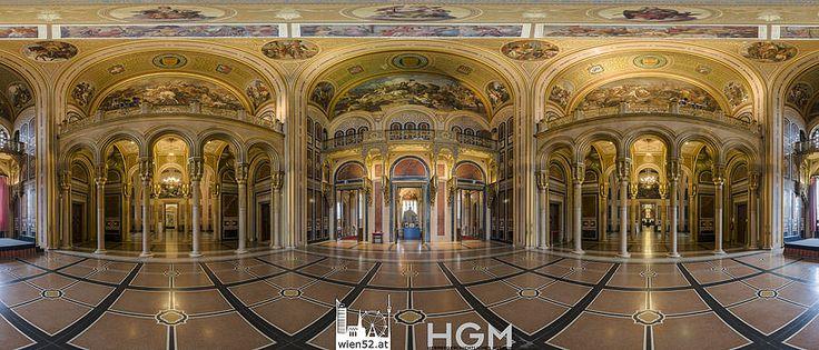 360° Panorama - Ruhmeshalle @Heeresgeschichtliches Museum, hgm.at - 2016 Woche 35