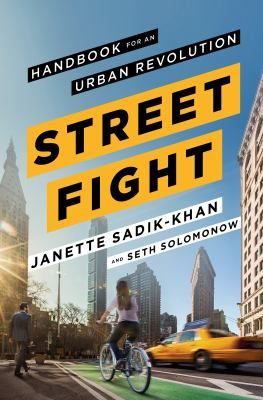 Breaking the street into its component parts, Streetfight demonstrates, with step-by-step visuals, how to rewrite the underlying 'source code' of a street, with pointers on how to add protected bike paths, improve crosswalk space, and provide visual cues to reduce speeding.