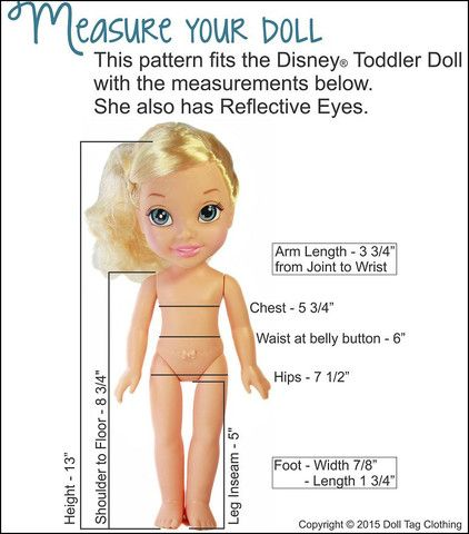Strawberry Patch Top and Pants for Hearts for Hearts Dolls Pattern PDF Download | Pixie Faire
