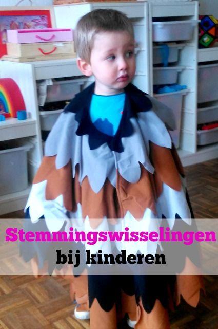 Stemmingswisselingen en emoties bij kinderen - Mamaliefde.nl