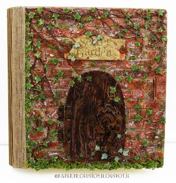 Paper Profusion: The Secret Garden