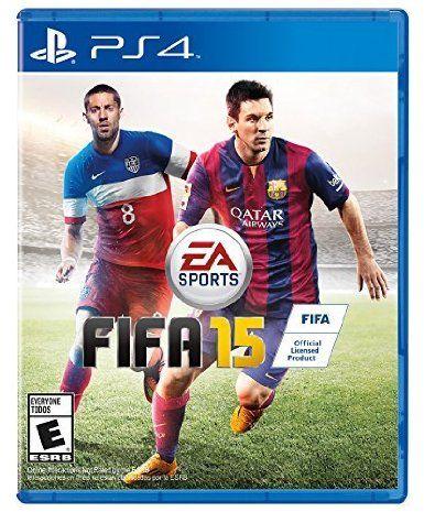 FIFA 15 - PlayStation 4: Video Games