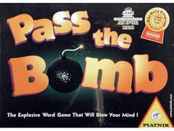 Pass the Bomb   Board Game   BoardGameGeek